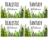 Rustic/Farmhouse Labels