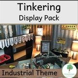 Rustic Industrial Tinkering Display Pack
