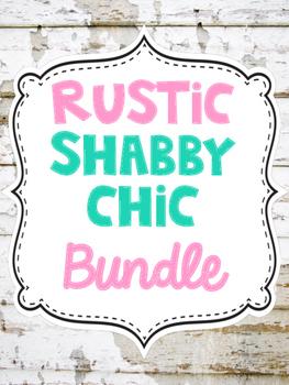 Rustic Shabby Chic Bundle