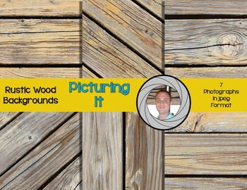Rustic Wood Background Stock Photos