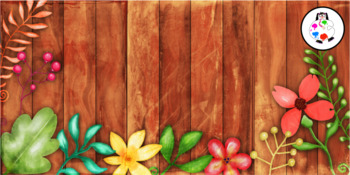Rustic Wooden Page Border Textures