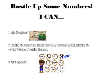 Rustle Up Some Numbers