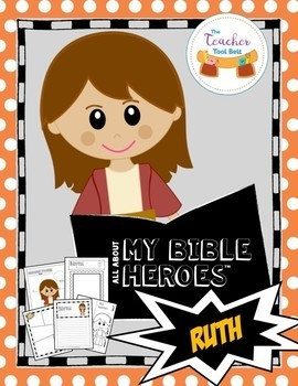 Ruth - All About My Bible Heroes™