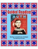 Ruth Bader Ginsburg - Guided Reading