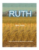 """""""Ruth"""" Bible Study - (Ruth 1-4) (NKJV) with Answer Key (Ad"""