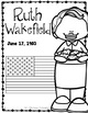 Ruth Wakefield: Biography Research Bundle {Report, Trifold