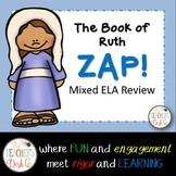 Ruth ZAP! Mixed ELA Skills: Plurals, Fragments, Nouns, Verbs, Subjects