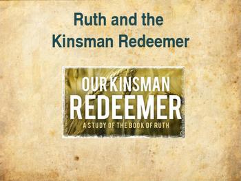 Ruth's Kinsman Redeemer