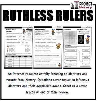 Ruthless Rulers Internet Research