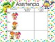 Rutina Kindergarten Motivo PLaydoh