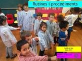 Rutines i procediments