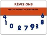 Révisions maths numération et sens du nombre 2e et 3e anné