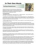 Rwanda Genocide - In Their Own Words - PDF