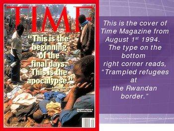 Rwanda Genocide Interactive Slideshow