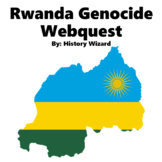 Rwanda Genocide Webquest