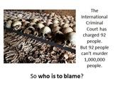 Rwanda - Understanding the Road to Genocide