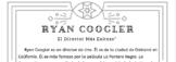 Ryan Coogler--Level 1 Reading in Spanish
