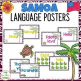 Sāmoan Greetings Introductions Farewells & Counting Classr