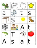 S A T Letter Sort Jolly Phonics Inspired