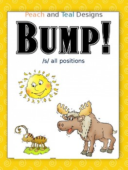 S All Positions Bump! File Folder Articulation Game