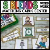 S BLEND Center Cards | Matching