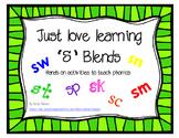 S Blend Activities
