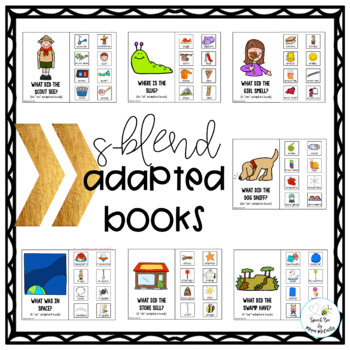 S-Blend Adapted Books