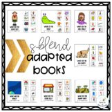 S-Blend Adapted Books Bundle