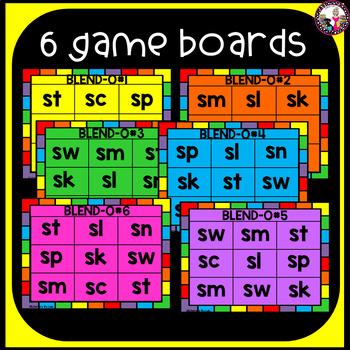 S-Blend Bingo!