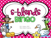 Blends Bingo - S-Blend Bingo Game