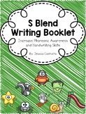 S Blend Writing Book