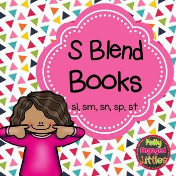 S Blends Short Books