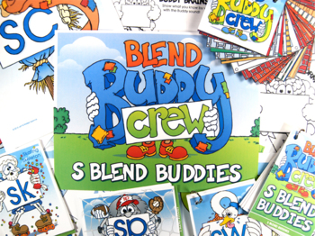 S Blend Buddy Combo Pack (Tags and Posters)