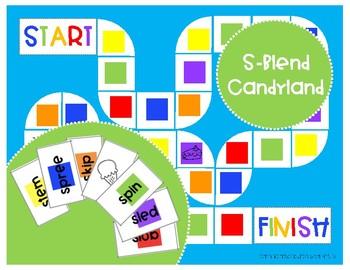 S-Blend Candyland