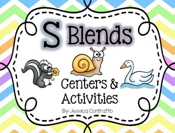 S Blend Centers