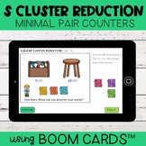 S Blend Cluster Reduction Minimal Pair Counters | Boom Car