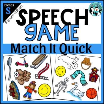 S-Blend Match It Quick: Square Edition