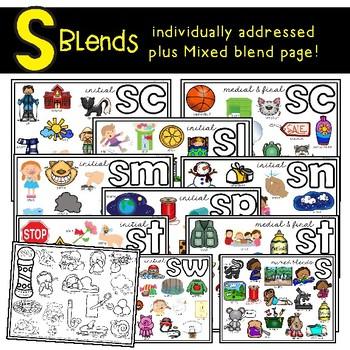 S-Blends Articulation: Mash & Mark