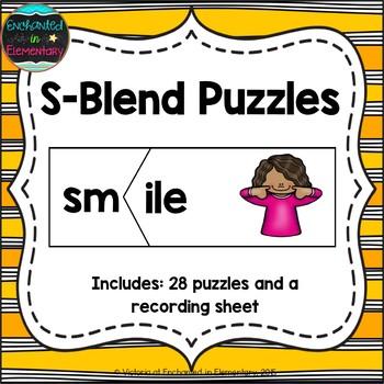 S-Blend Puzzles