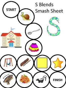 S Blend Smash Sheet