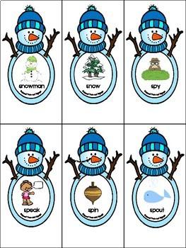 S-Blend Snowmen