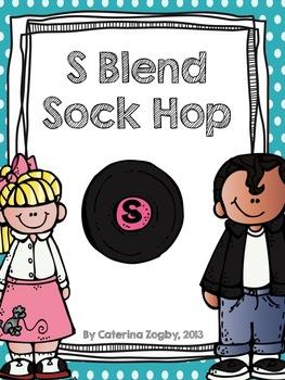 S Blend Sock Hop