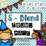 S-Blend Sound Identification Mats