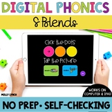 Distance Learning S Blend Sound Tappers - Digital Phonics