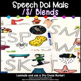 S Blend Speech Dot Mats - Color and B&W