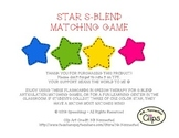 S-Blend Star Matching Game!