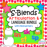 S-Blend Articulation & Language Bundle with Minimal Pairs