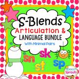 S-Blend Articulation & Language Bundle with Minimal Pairs