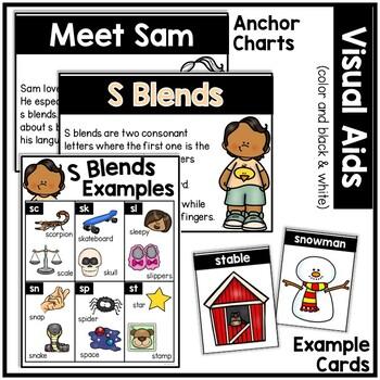 S Blends: Sam Explains All About S Blends