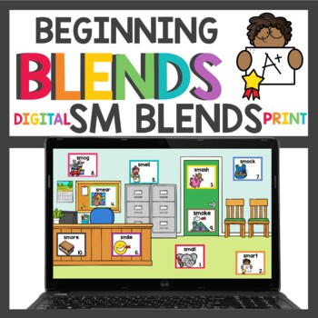 Beginning S Blends